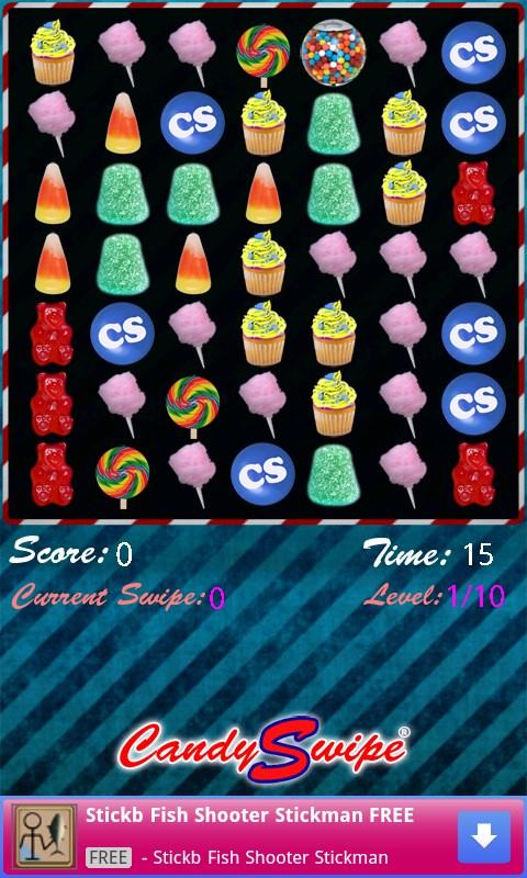 Candy Swipe - Imagem 1 do software