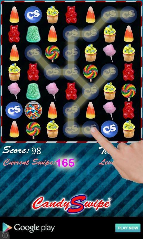 Candy Swipe - Imagem 2 do software
