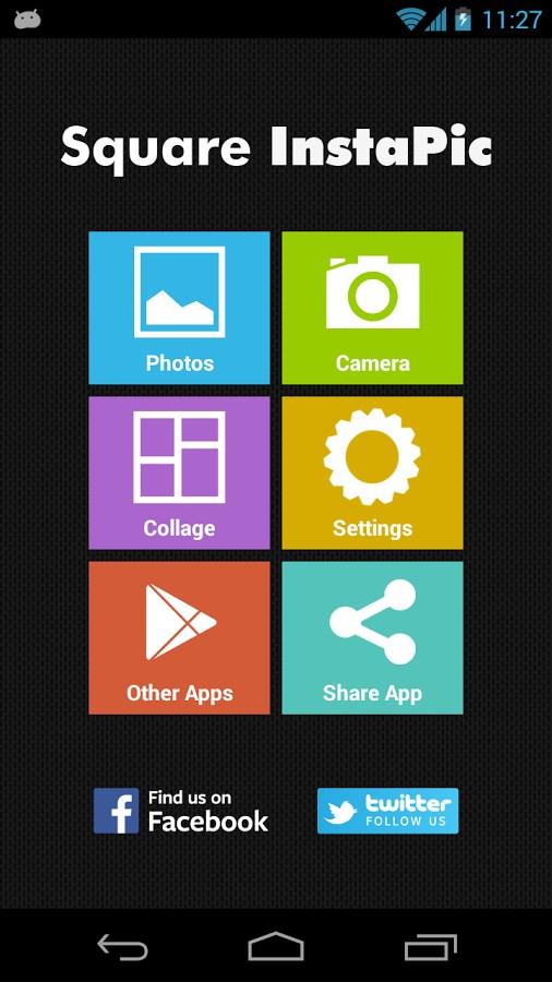 Square InstaPic - No crop - Imagem 2 do software
