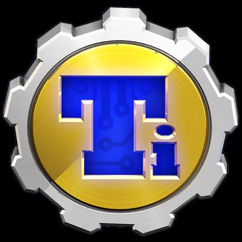Logo Titanium Backup Root ícone