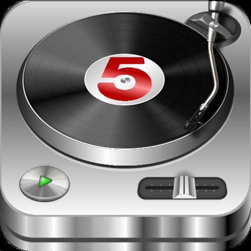 Logo DJ Studio 3 ícone