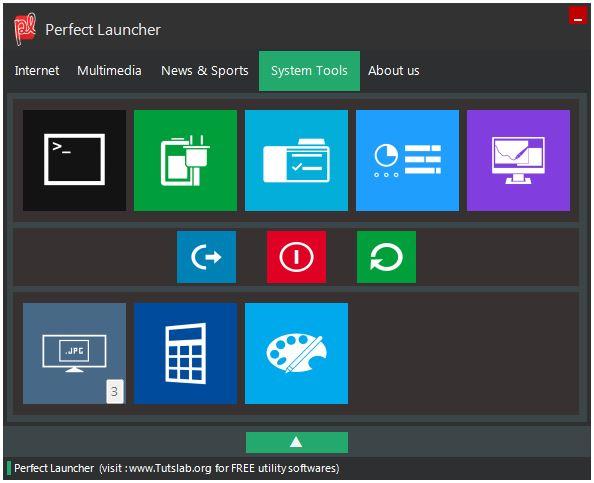 Perfect Launcher - Imagem 4 do software