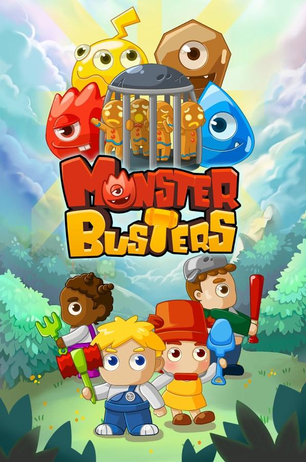 Monster Busters - Imagem 1 do software