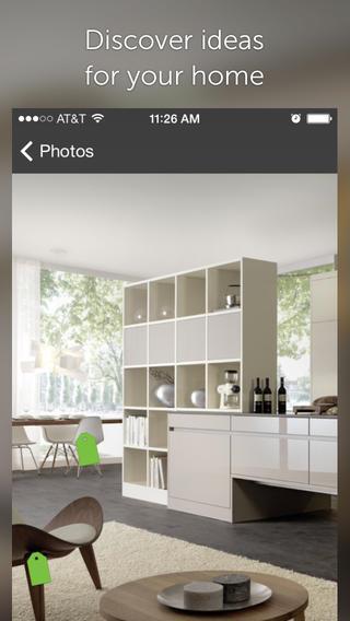 Houzz Interior Design Ideas - Imagem 1 do software
