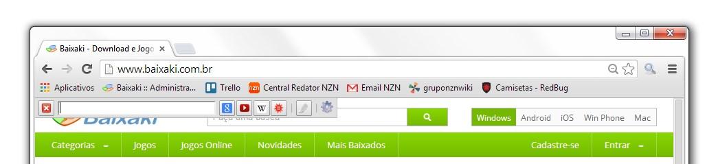 SearchBar - Imagem 1 do software