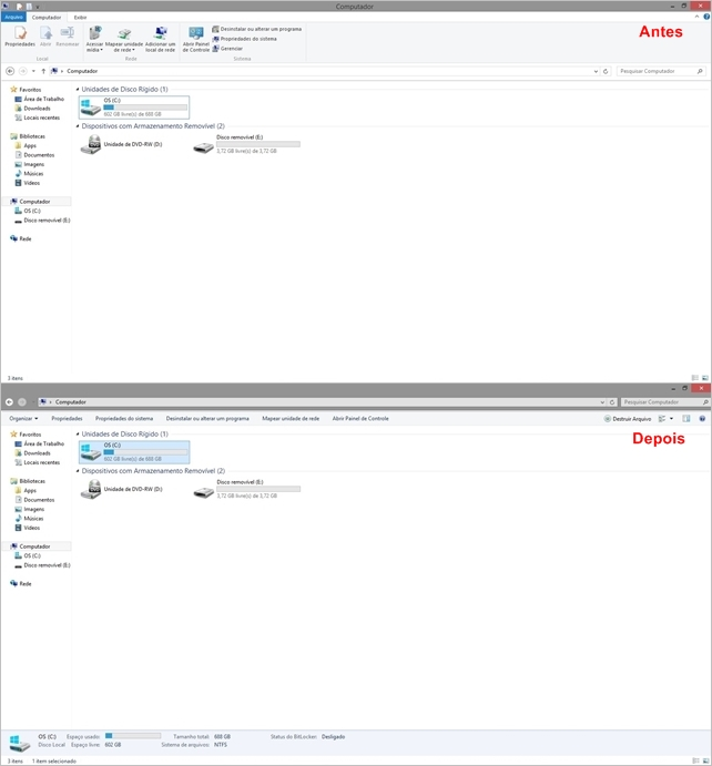 OldNewExplorer - Imagem 1 do software