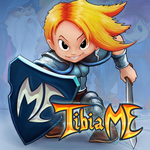 Logo TibiaME MMO ícone