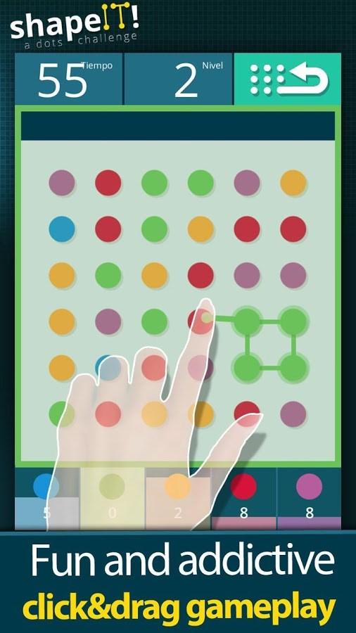 Shape It A Dots Challenge - Imagem 2 do software