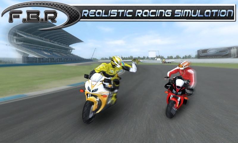 Fast Bike Racing - Imagem 1 do software