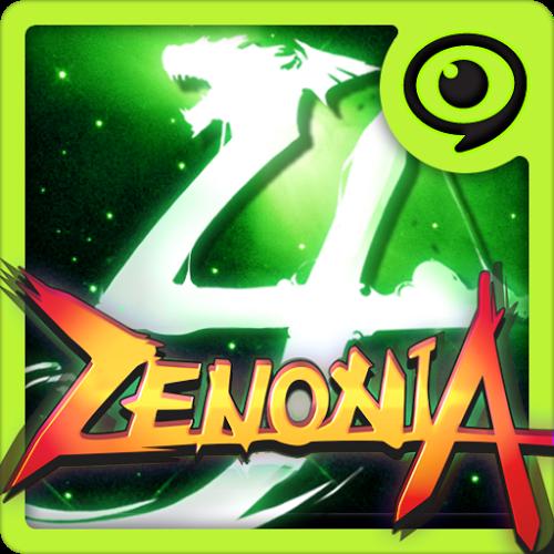 Logo ZENONIA 4 ícone