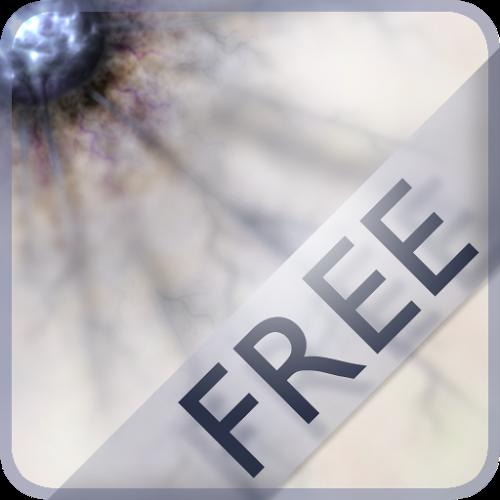 Logo Zombie Virus Free ícone