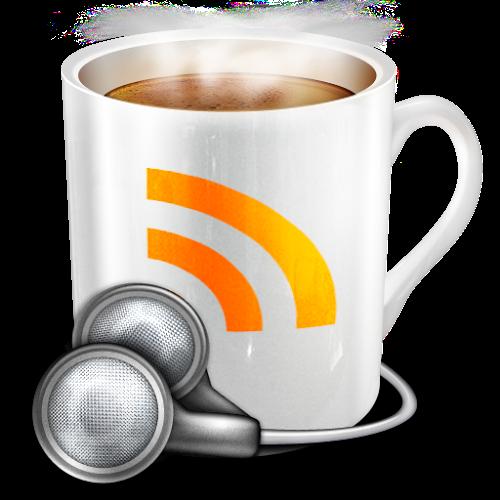 Logo BeyondPod Podcast  Manager ícone
