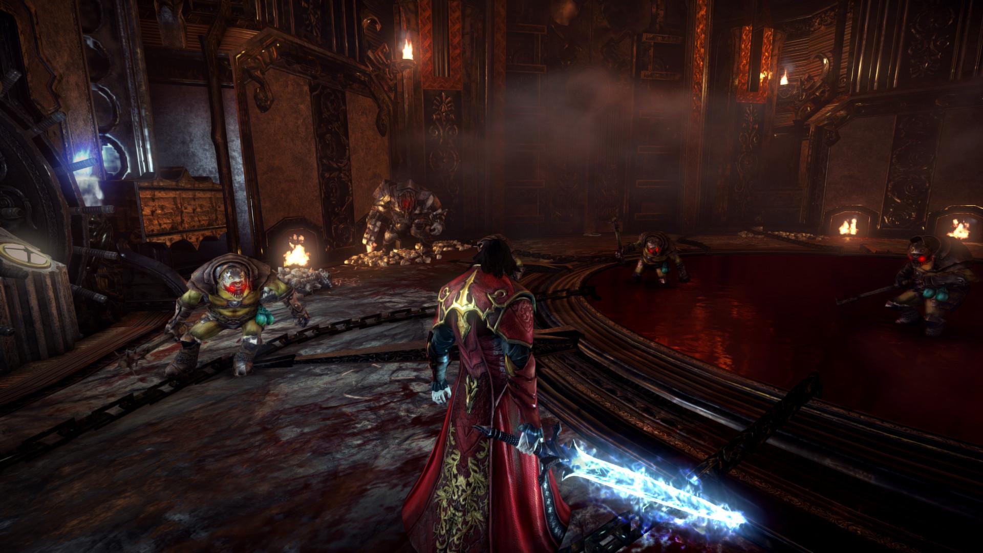 Castlevania: Lords of Shadow 2 - Imagem 1 do software