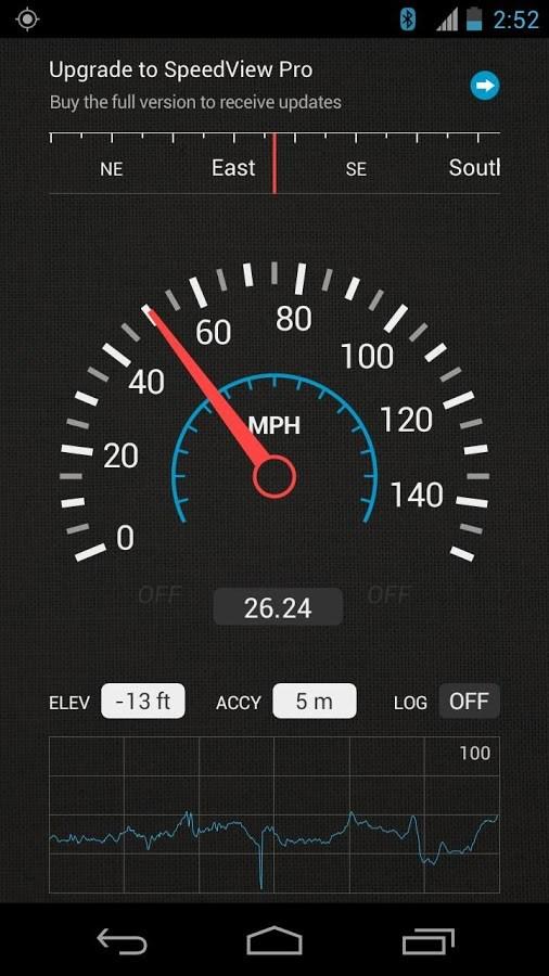 SpeedView: GPS Speedometer - Imagem 1 do software