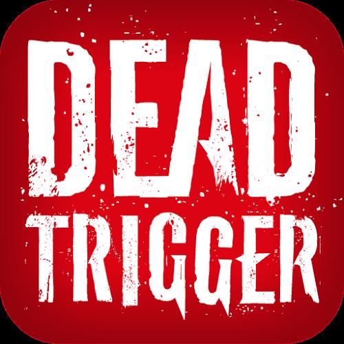 Logo Dead Trigger ícone