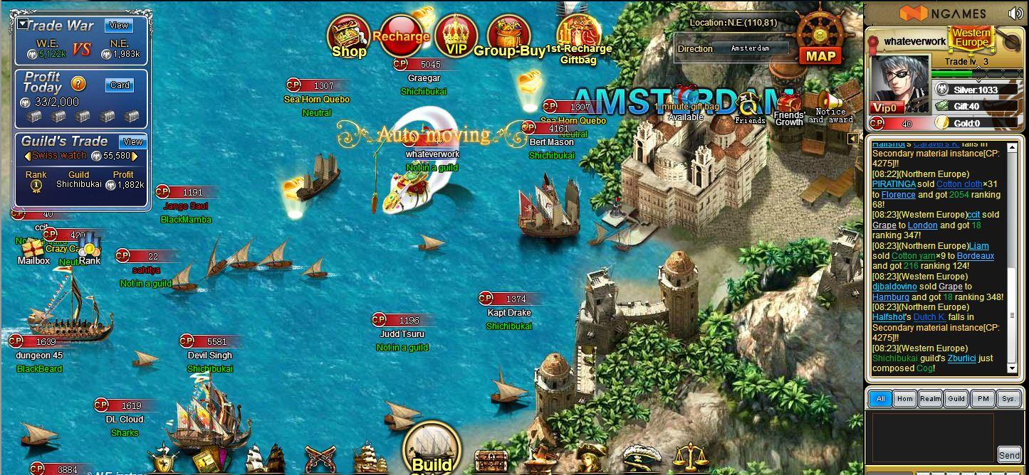 Grand Voyage - Imagem 1 do software