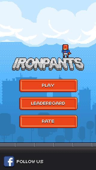 Ironpants - Imagem 2 do software