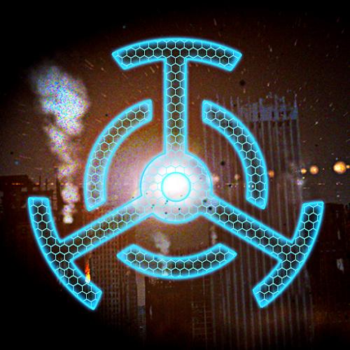 Logo Collider Comics ícone