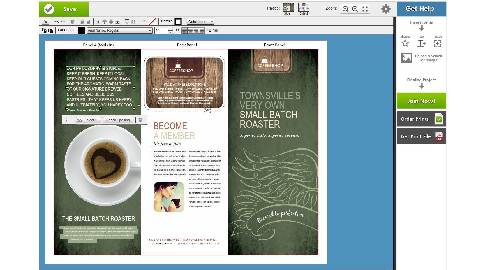 My Creative Shop - Imagem 1 do software