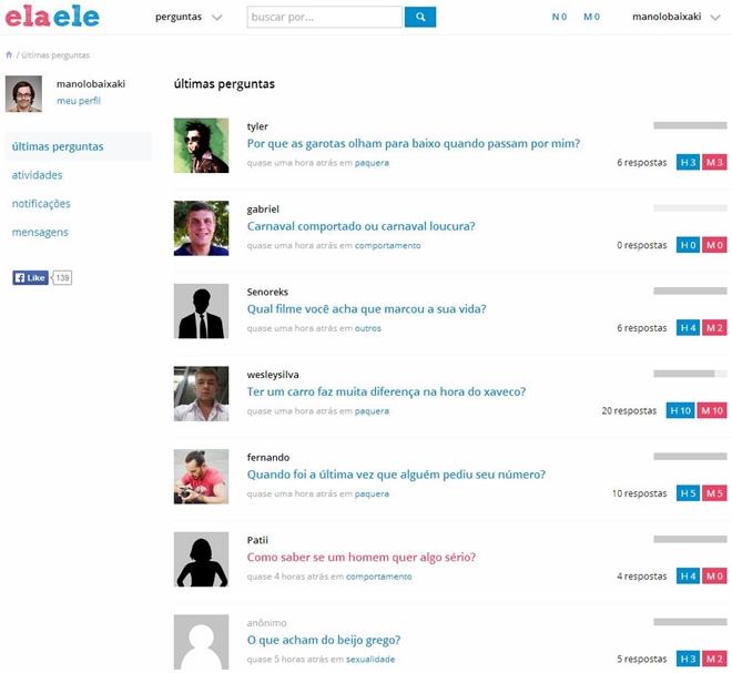 ElaEle - Imagem 2 do software