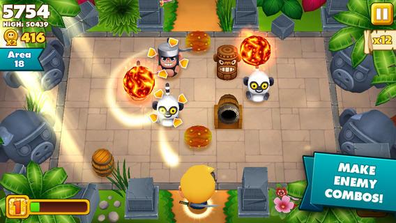 Tiki Monkeys - Imagem 1 do software