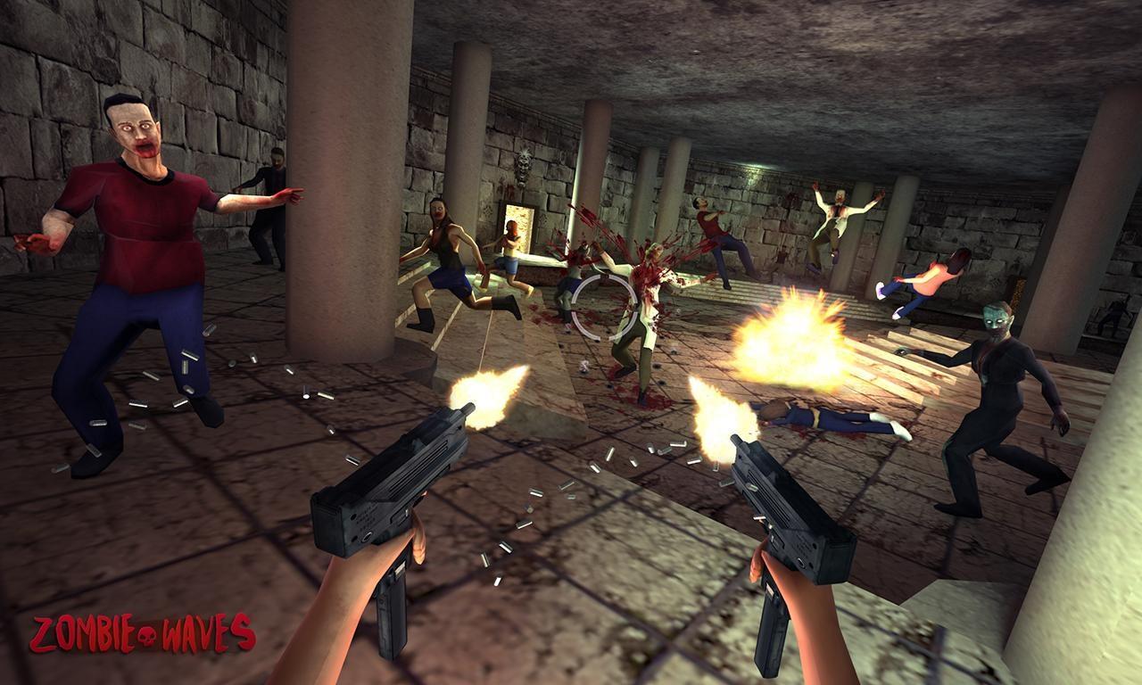 Counter Zombie Waves Strike 3D - Imagem 1 do software