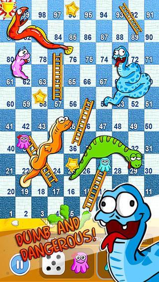 Snakes and Ladders in Aquarium FULL - Imagem 1 do software