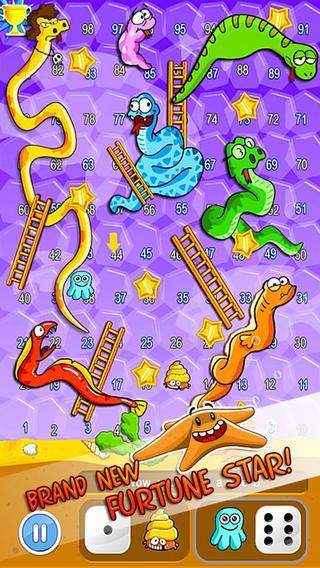 Snakes and Ladders in Aquarium FULL - Imagem 2 do software