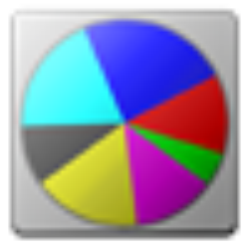 Logo Circle File ícone