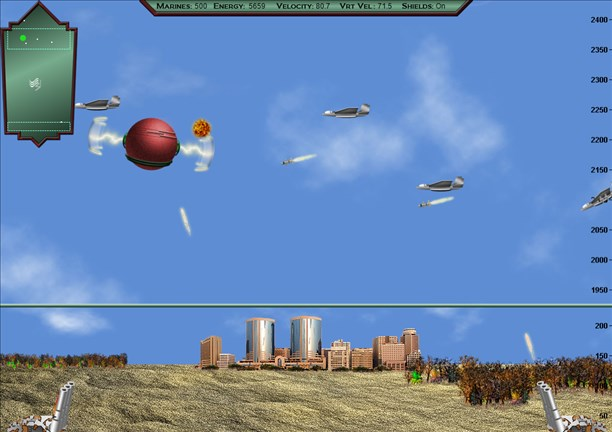 Martian Marine Lander - Imagem 1 do software