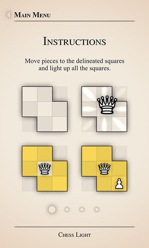 Chess Light - Imagem 2 do software