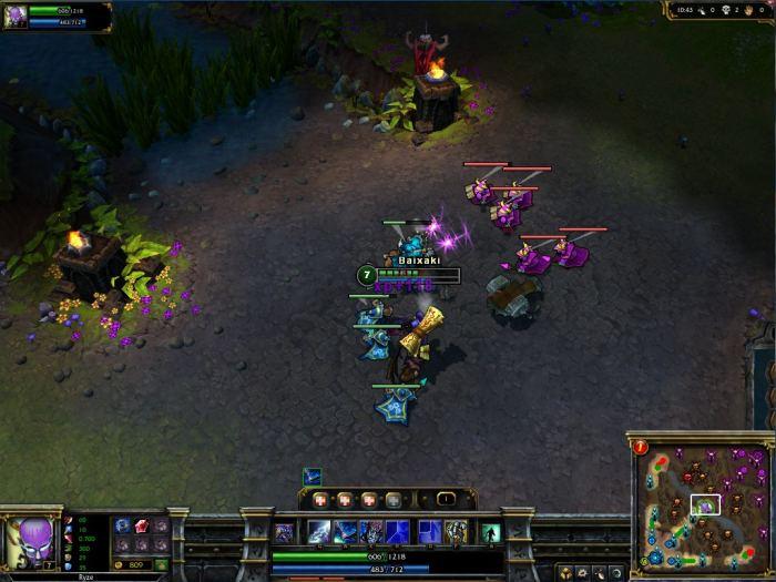 League of Legends - Imagem 1 do software