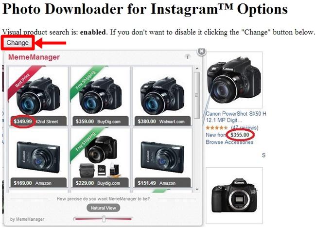 Photo Downloader for Instagram - Imagem 2 do software