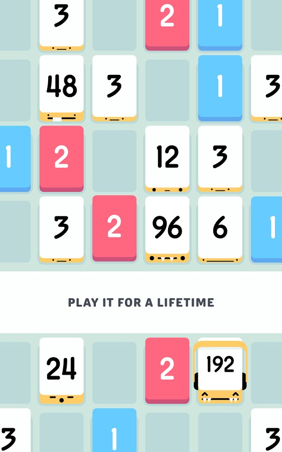 Threes! - Imagem 2 do software
