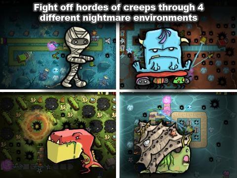 The Creeps! - Imagem 1 do software
