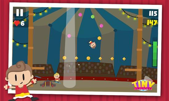 Tiny Acrobats - Imagem 1 do software