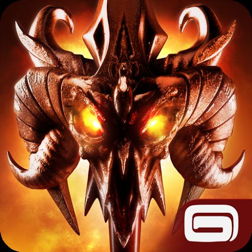 Logo Dungeon Hunter 4 ícone
