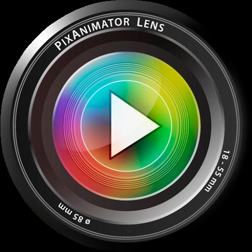 Logo PixAnimator ícone