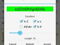 Imagem 6 do HighCrypt Password Manager