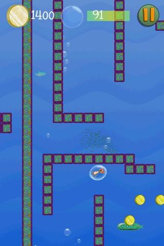 Jerrys Adventure Underwater - Imagem 1 do software