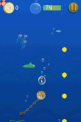 Jerrys Adventure Underwater - Imagem 2 do software