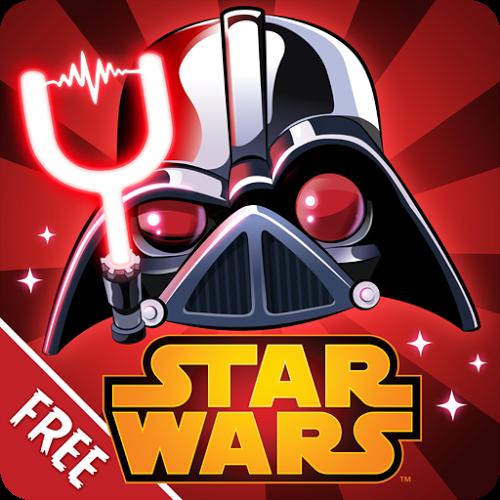 Logo Angry Birds Star Wars II Free ícone