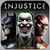 Logo Injustice: Gods Among Us ícone