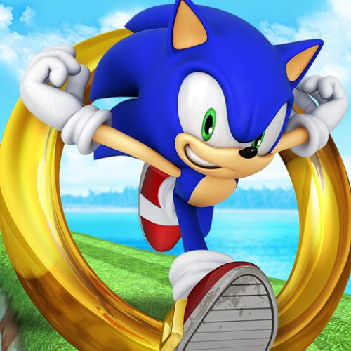 Logo Sonic Dash ícone