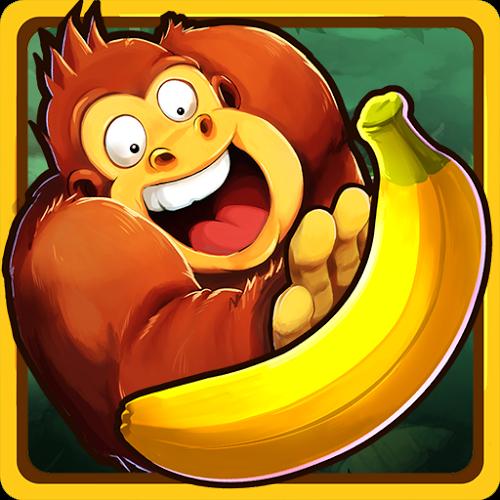Logo Banana Kong ícone