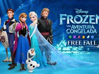 Imagem 5 do Frozen Free Fall