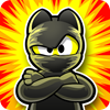 Logo Ninja Hero Cats ícone