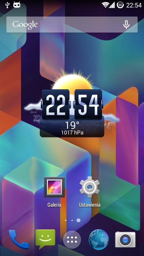 Install Galaxy S5 AccuWeather Widget on Samsung Galaxy ...