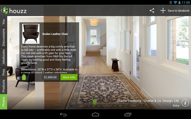 Houzz interior design ideas download for Houzz it