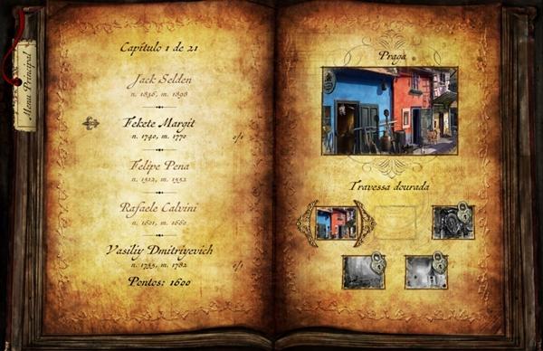 Antique Shop – Book of Souls Deluxe - Imagem 1 do software
